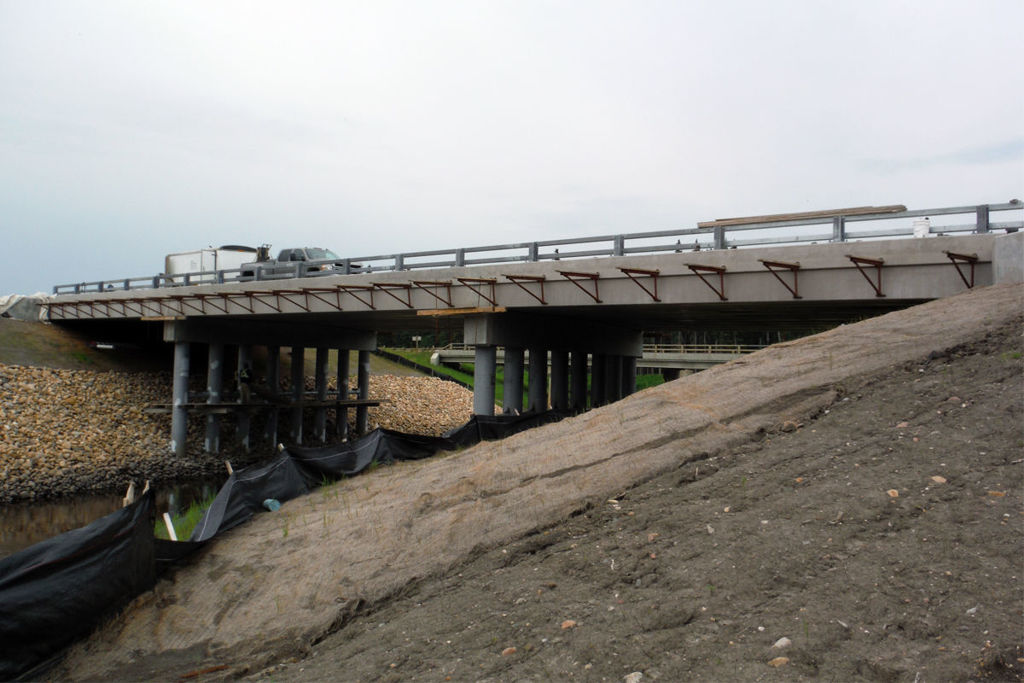 Wandering River Bridge